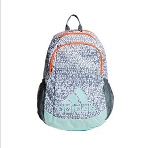 adidas | NWOT Girls' Creator Aqua Backpack
